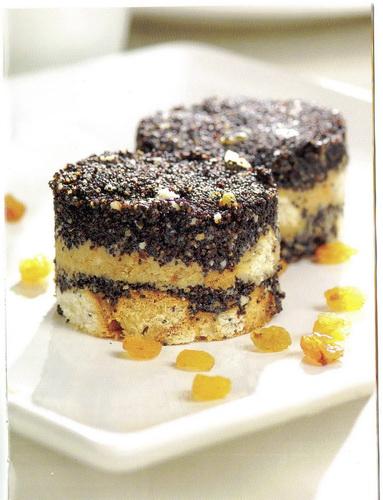 Desertinis patiekalas - aguonainis