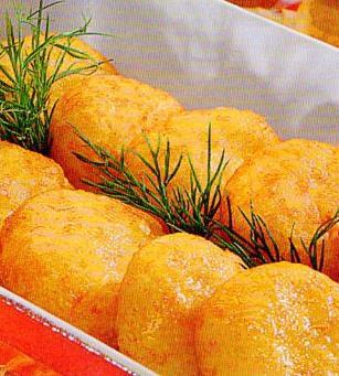 Patiekalas: Figūrinės bulvytės