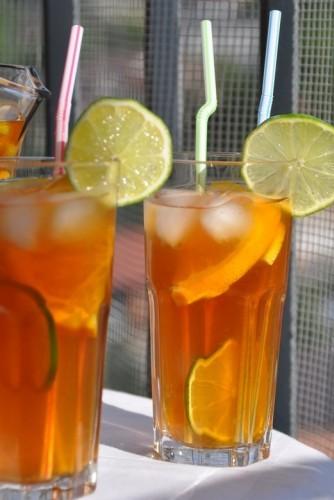 Gaivinanti Šalta arbata