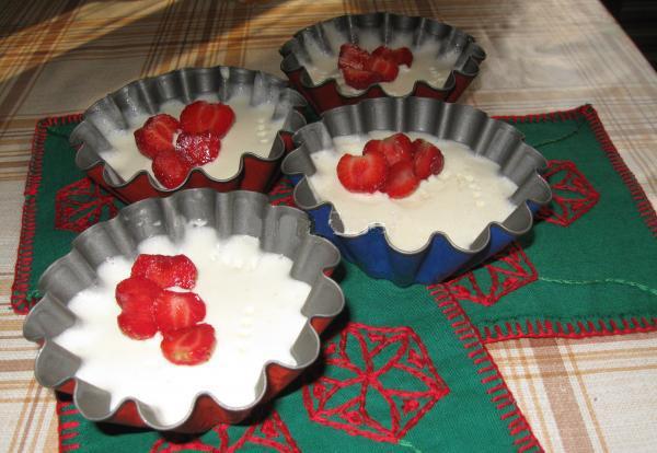 Desertinis patiekalas: Plakti ledai