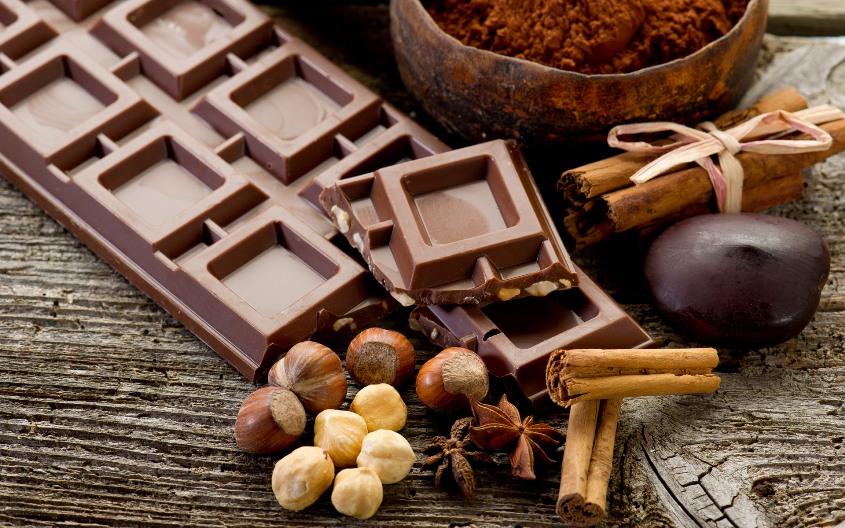 Šokolado nauda organizmui