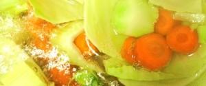 Daržovių sultinys