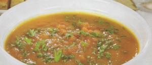 Aštri morkų sriuba