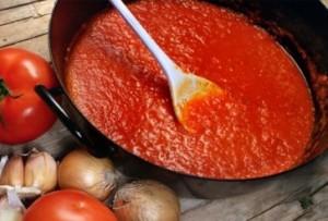 Pomidorų padažai žuviai ir kotletams paskaninti