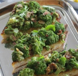 Sumuštiniai su brokoliais