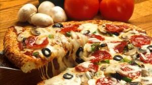 Labai skani pica