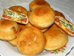 Pyragėliai - spurgos su įdaru