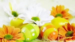Pavasaris - velykos - margučiai