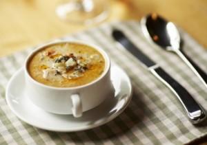 Mažai kaloringos sriubos