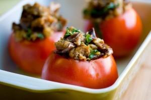 Patiekalai iš pomidorų