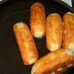 kepti aliejuje pyrageliai su grybais (2)