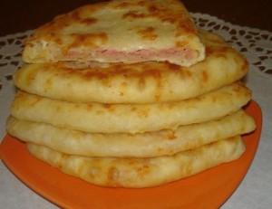 Osetiniški sūrio blyneliai