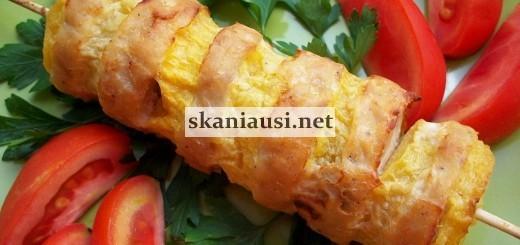 cukiniju ir mesos kebabas (2)