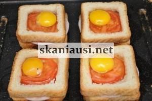 Sumuštiniai pusryčiams