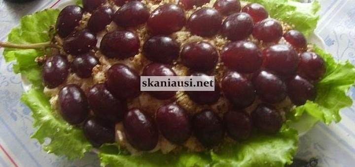vistienos salotos su vynuogemis (2)