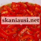 paprika medaus ir pipiru marinate (2)