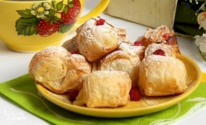 Pyragėliai Napoleonas