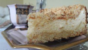 Skanus varškės pyragas