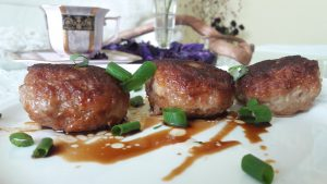 Bulvių ir maltos mėsos kotletai