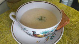 Sriuba su paprikomis