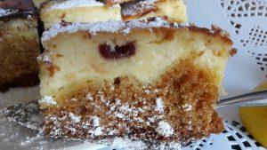 Įdomaus skonio pyragas