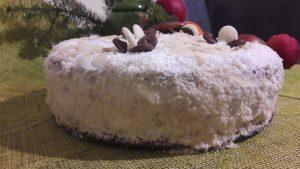 """Tortas """"Sniegelis"""""""