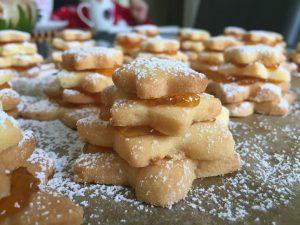 Sausainiukai - eglutės