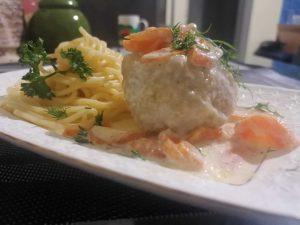 Vištienos maltinukai su sūrio įdaru